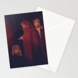 Stevie Nicks sorceress Stationery Cards