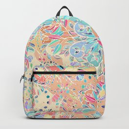 Paradise Doodle Backpack