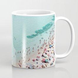 Busy Beach Coffee Mug