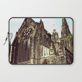 glasgow cathedral medieval cathedral Laptop Sleeve