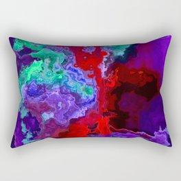 marble volcano Rectangular Pillow