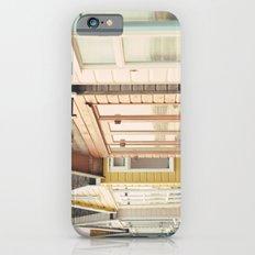 English Beach Huts Slim Case iPhone 6s