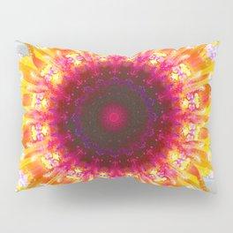 sunflower happiness Pillow Sham