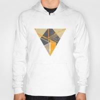 pyramid Hoodies featuring Pyramid by ErDavid