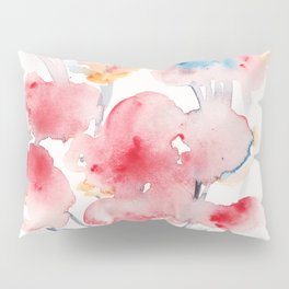 22  | Loose Watercolor Flower | 191015 Pillow Sham