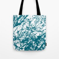 stone Tote Bags featuring Stone by mangulica