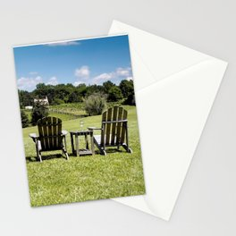 The Farmland Chairs Stationery Cards