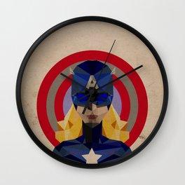American Dream Wall Clock