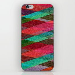 Construction Paper iPhone Skin