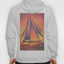 Sienna Sails at Sunset Hoody