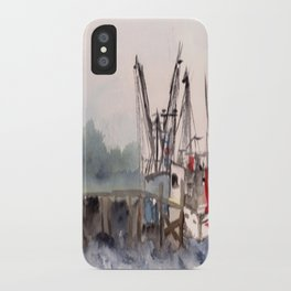 Mayport 3 of 3 iPhone Case