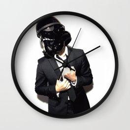 Corporate Shadowtrooper 2 Wall Clock