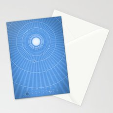 Solar System Cool Stationery Cards
