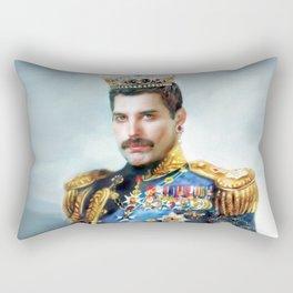 Portrait of the Queen Rectangular Pillow