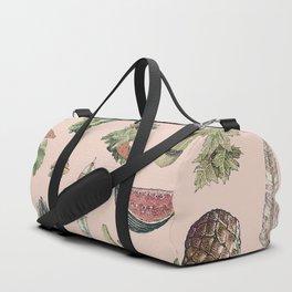 Drawing Nature Stuff Duffle Bag