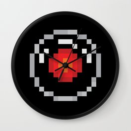 2001: A Pixel Odyssey Wall Clock