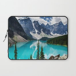 Lake Moraine Banff Laptop Sleeve