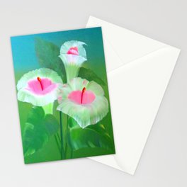 Tiger Lillies Stationery Cards