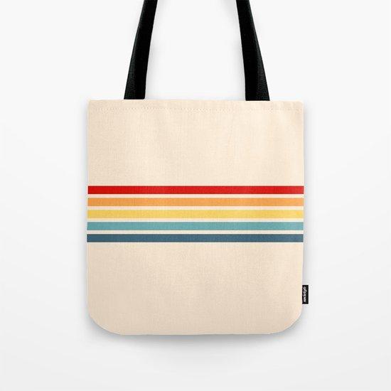 Takaakira - Classic Rainbow Retro Stripes by alphaomega