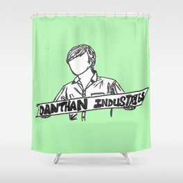 Danthan Industries Co. Shower Curtain