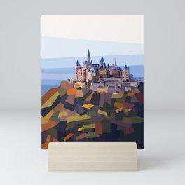Neuschwanstein Castle, Germany Mini Art Print