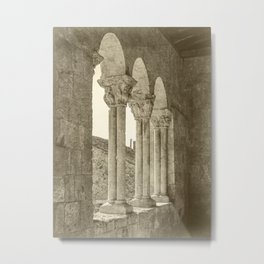 Middle Ages Metal Print