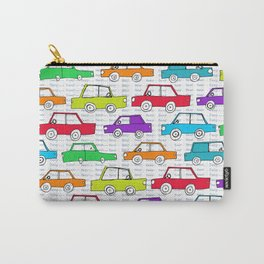Beep! Carry-All Pouch