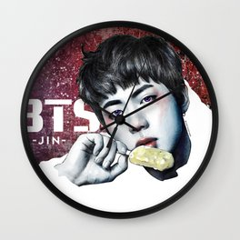 JIN -BTS- Wall Clock