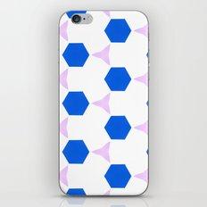 Van Pelt Pattern iPhone Skin