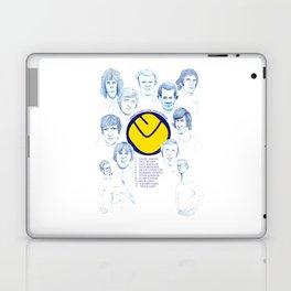 LEEDS UNITED 1972 Laptop & iPad Skin