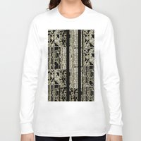 data Long Sleeve T-shirts featuring DATA by lucborell