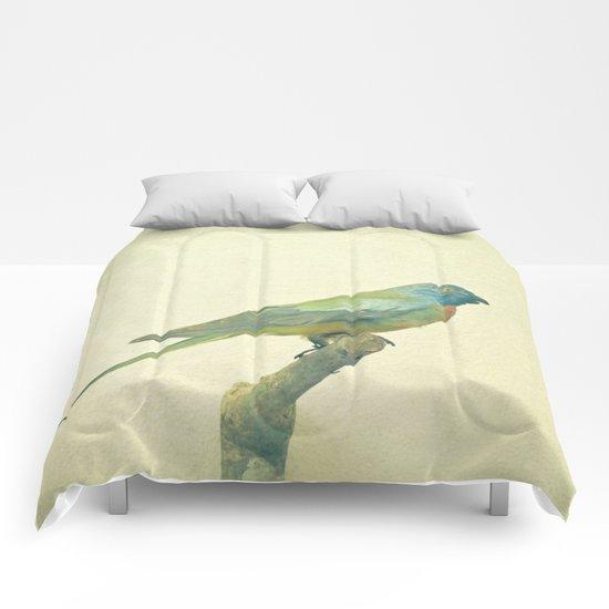 Bird Study #3 Comforters