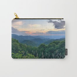 Blue Ridge Parkway 3 Carry-All Pouch