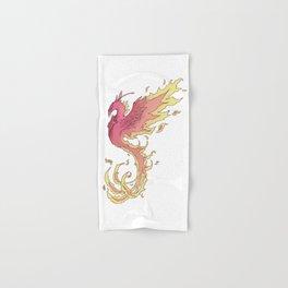 Phoenix Ember Hand & Bath Towel