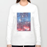 squirtle Long Sleeve T-shirts featuring Squirtle by pkarnold + The Cult Print Shop
