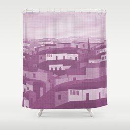Peru Shower Curtain