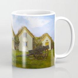 Iceland Simpler times 4 Coffee Mug