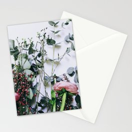 Floral Peeks Stationery Cards