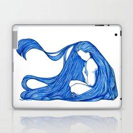 Praying For Strength Laptop & iPad Skin