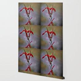 Cardinal Flower Wallpaper