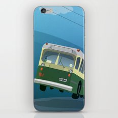 Trole Valparaiso iPhone & iPod Skin