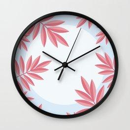 Summer Jungle, Night Wall Clock