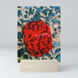 Forgotten Rose Petal Mini Art Print