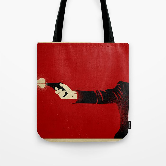 The Double Agent Tote Bag