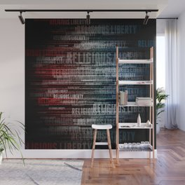 Religious Liberty Wall Mural