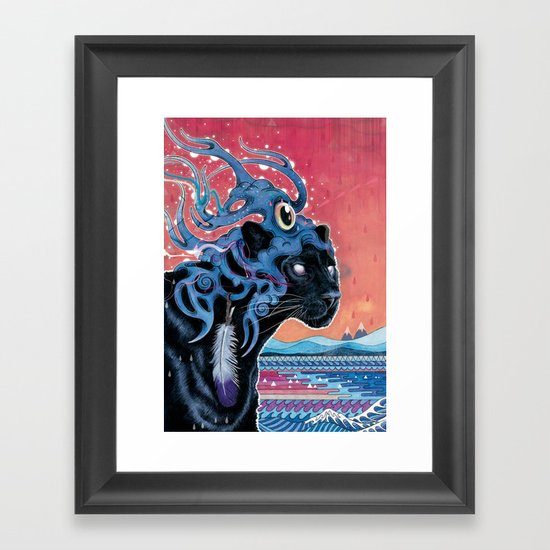 Farseer Framed Art Print