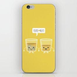 You're Neat! iPhone Skin