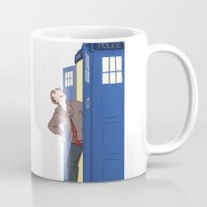 tardis-sick Mug