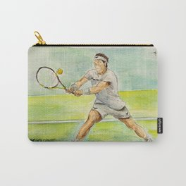 Rafael Nadal Pro Tennis Player Carry-All Pouch
