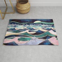 Moonlit Ocean Rug